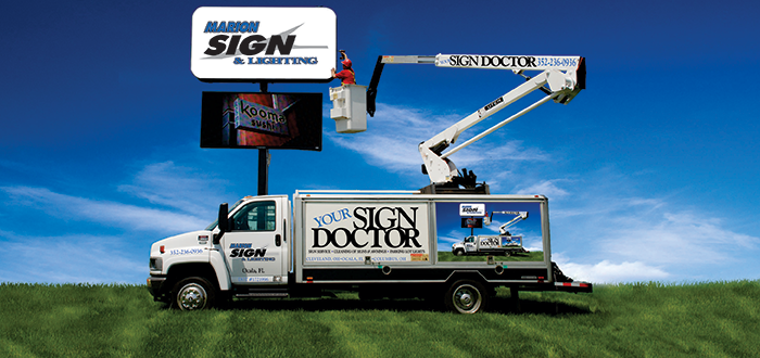 Marion Signs Your Sign Doctor - Sign Maintenance & Repair